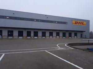 DHL Koszajec