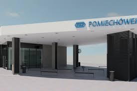 Dworzec IDS PKP POmiechowek